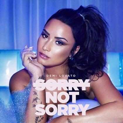 Demi Lovato divulga prévia e data de lançamento do clipe de Sorry Not Sorry
