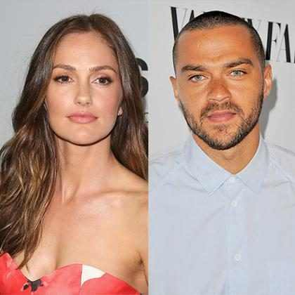 Minka Kelly e Jesse Williams, de Grey's Anatomy, estão namorando