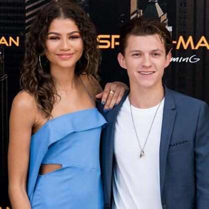 Tom Holland e Zendaya, de Homem-Aranha, estão namorando