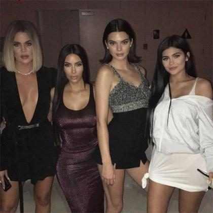 Kylie Jenner recibió una serenata familiar por su cumpleaños y Saint y Dream fueron los más adorables