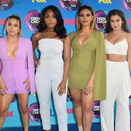 &iexcl;Inc&oacute;modo! As&iacute; fue como <em>Fifth Harmony</em> se neg&oacute; a responder preguntas sobre Camila Cabello