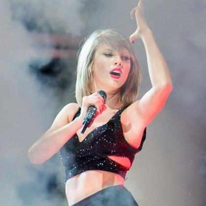 Taylor Swift libera prévia de sua nova música Gorgeous