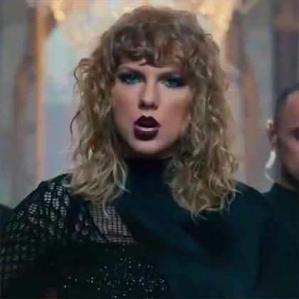 Taylor Swift present&oacute; un adelanto del videoclip de <em>Look What You Made Me Do</em> &iexcl;M&iacute;ralo!