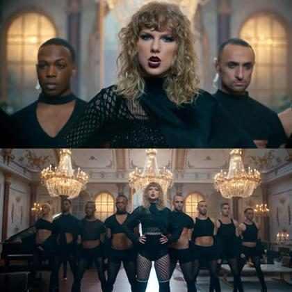 Taylor Swift lança o clipe de Look What You Made Me Do no VMA 2017
