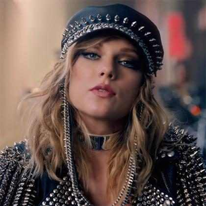 Taylor Swift libera lista de músicas do novo álbum Reputation