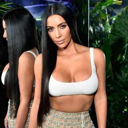 Kim Kardashian rebate mães que criticaram assento do carro de Saint West