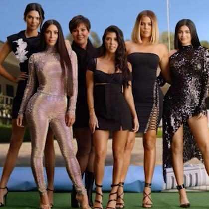 ¡Así celebró la familia la llegada de la tercera hija de Kim Kardashian!