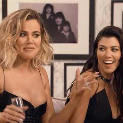 Kourtney e Khloé Kardashian tentam pregar peça em Kendall Jenner