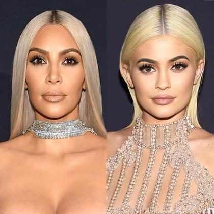 Kim Kardashian quebra o silêncio sobre os rumores de gravidez de Kylie Jenner