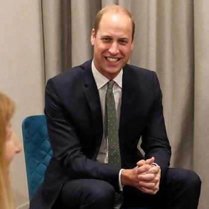 Príncipe William fala pela primeira vez sobre terceira gravidez de Kate Middleton
