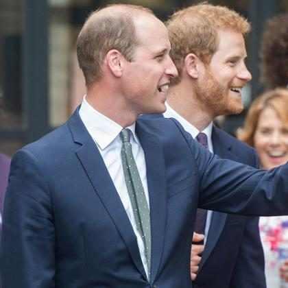 ¡El príncipe William se rapó la cabeza!