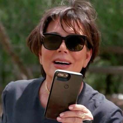 Kris Jenner se pasa de tragos y hace las bromas telefónicas más hilarantes que hayas visto ¡Mírala!