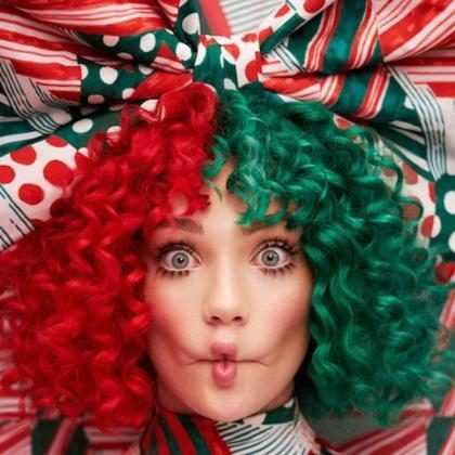 Sia anuncia lançamento de álbum natalino