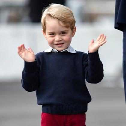 Mira por qué el Príncipe George podría terminar con la paz del palacio