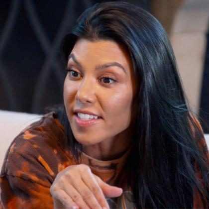 Kourtney Kardashian diz que Scott Disick sai com