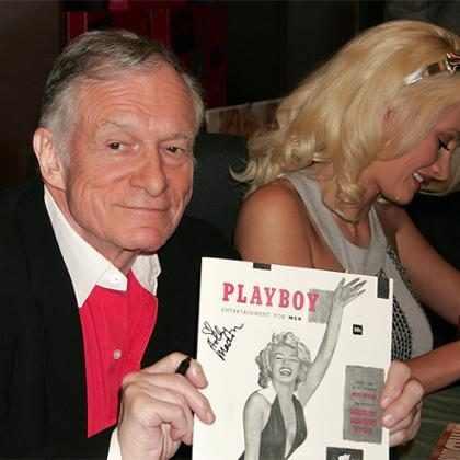 Mira el sentido homenaje que <em>Playboy</em> le rindi&oacute; a Hugh Hefner