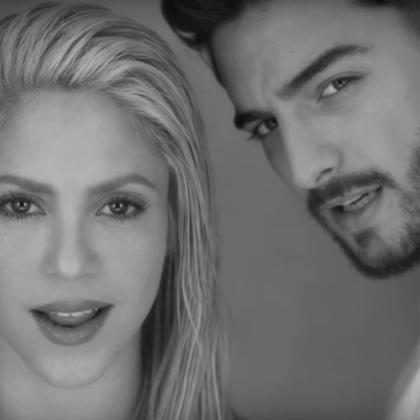 Shakira e Maluma lançam o clipe sensual da música Trap