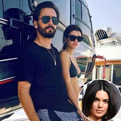 Kendall Jenner alfineta Scott Disick e Sofia Richie no Instagram