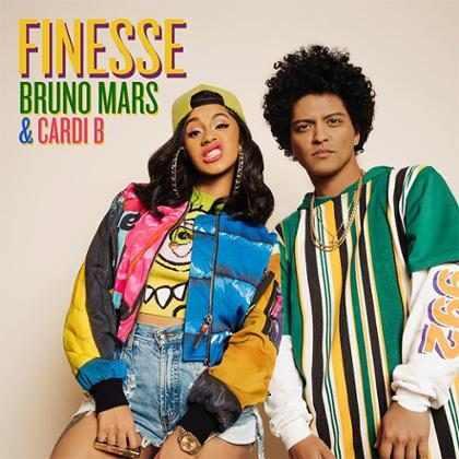Bruno Mars lança clipe do remix de Finesse em parceria com Cardi B