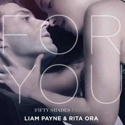 Liam Payne e Rita Ora divulgam prévia do single de 50 Tons de Liberdade