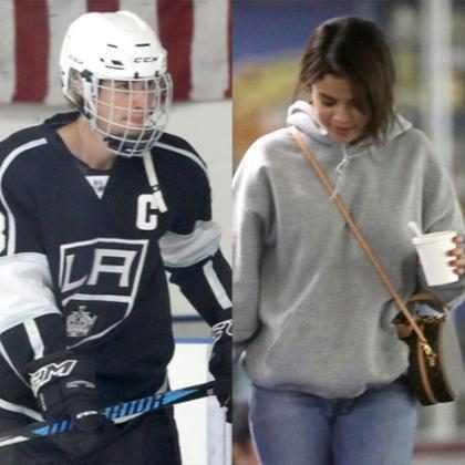 Así van las cosas entre Justin Bieber, Selena Gomez y sus familias