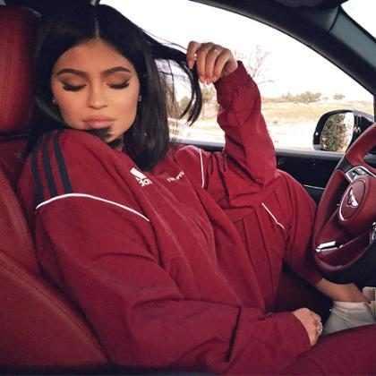 Kylie Jenner está oficialmente de volta ao Instagram