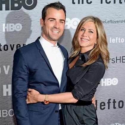 Justin Theroux cancela entrevista em programa após separação de Jennifer Aniston