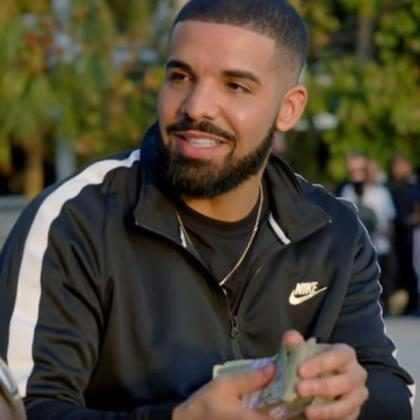 Drake doa mais de R$ 3 milhões no clipe de God's Plan