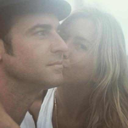 Jennifer Aniston e Justin Theroux enfrentavam problemas há um ano antes de separação