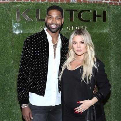 Khloé Kardashian e Tristan Thompson se reencontram após rumores de traição