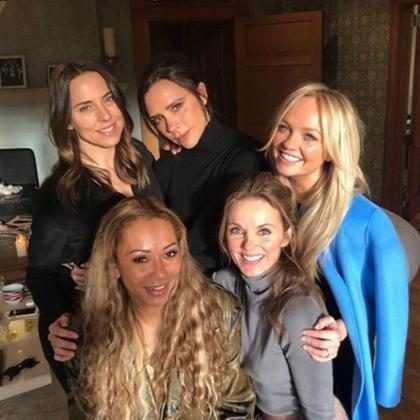 Integrantes das Spice Girls se reúnem em meio a rumores de retorno