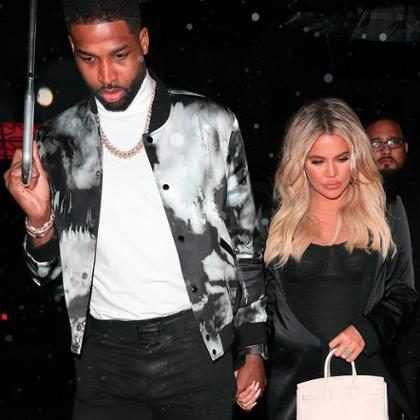 Família de Khloé Kardashian está triste com rumores de traição de Tristan Thompson