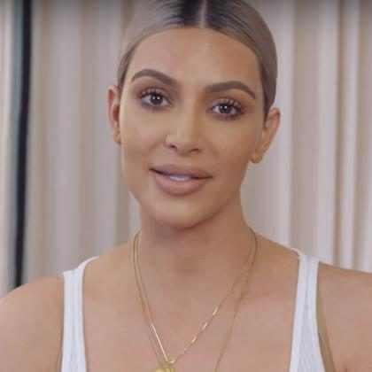 Kim Kardashian se encargó de corregir titulares amarillistas sobre Kylie, Kourtney y hasta de Justin Bieber