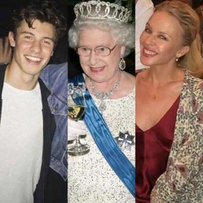 Shawn Mendes e Kylie Minogue cantarão no aniversário da Rainha Elizabeth II