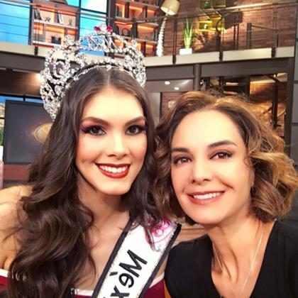 Lupita Jones reaccionó ante el acoso que recibieron participantes de Miss México