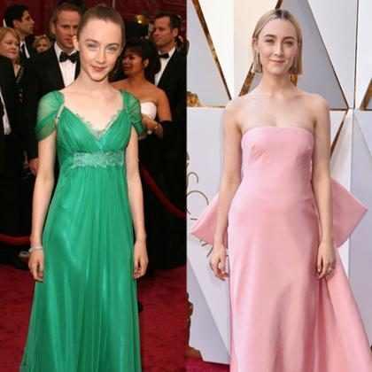 Como o Oscar de Saoirse Ronan, de Lady Bird, evoluiu desde 2008