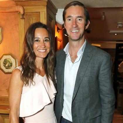 Pippa Middleton está grávida de seu primeiro filho com James Matthews, segundo jornal
