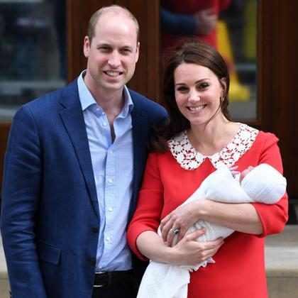 Esta es la razón por la cual no se ha revelado el nombre del bebé real