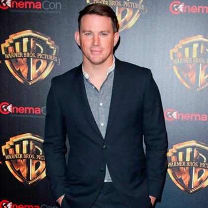Channing Tatum aparece em primeiro tapete vermelho após anúncio de divórcio