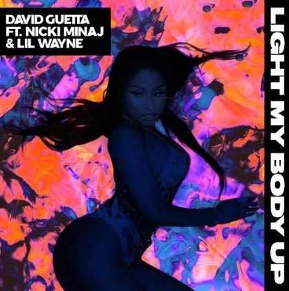 Nicki Minaj, David Guetta e Lil Wayne lançam a música Light My Body Up