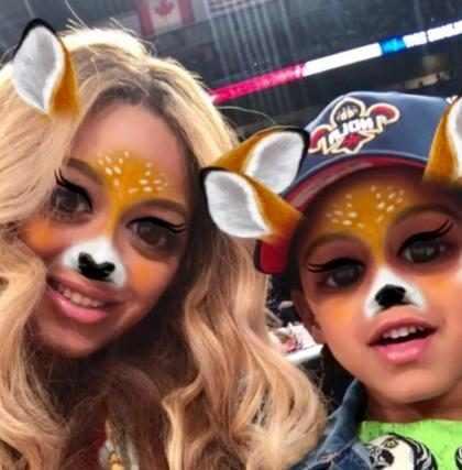 Beyoncé revela ter suposta conta secreta no Snapchat