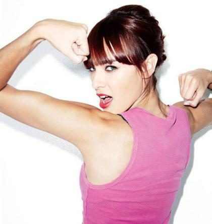 ¡4 ejercicios para brazos que te darán resultados en dos semanas! (+ Fotos)
