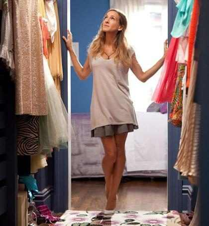 OMG! Carrie Bradshaw existe en la vida real ¡Mírala! (+ Video)