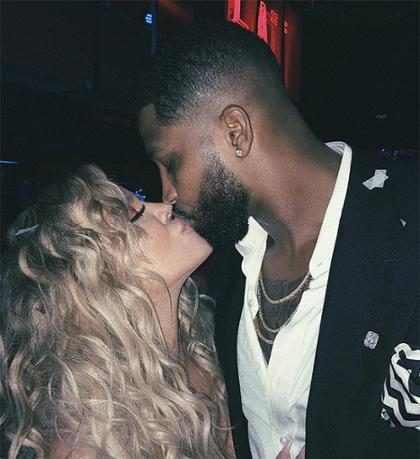 Khloé Kardashian recuerda así su primer beso con Tristan Thompson