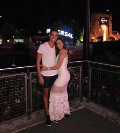 Flavia Pavanelli e Adibe terminam o relacionamento