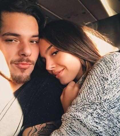 Giovanna Lancellotti revela que mãe de Luca Ewbank já pegou os dois transando
