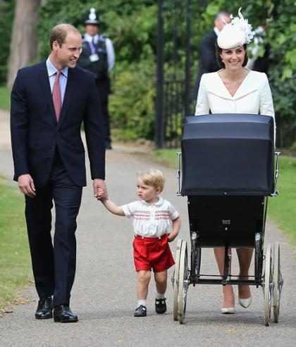 Saiba como príncipe George chama a rainha Elizabeth II