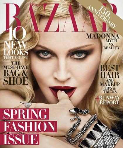 Madonna diz se sentir oprimida e que deixa as pessoas desconfortáveis