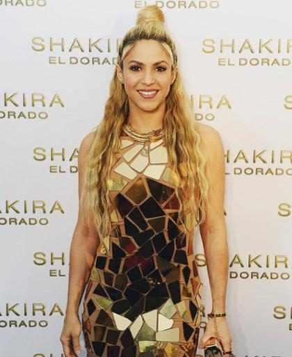 Shakira tuvo la mejor reacción al alcanzar una nueva hazaña ¡Mírala!
