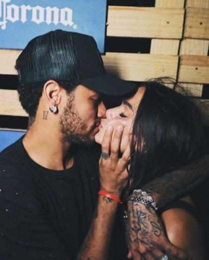 As declarações de amor de Bruna Marquezine e Neymar